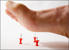 What Causes Foot Cramps At Night?